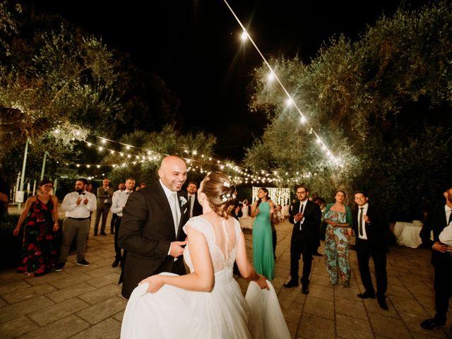 Il matrimonio di Chiara e Leonardo a Galatone, Lecce 28