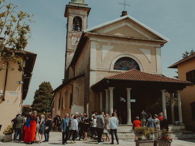 Il matrimonio di Eros e Anna a Varese, Varese 27