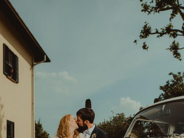 Il matrimonio di Eros e Anna a Varese, Varese 43