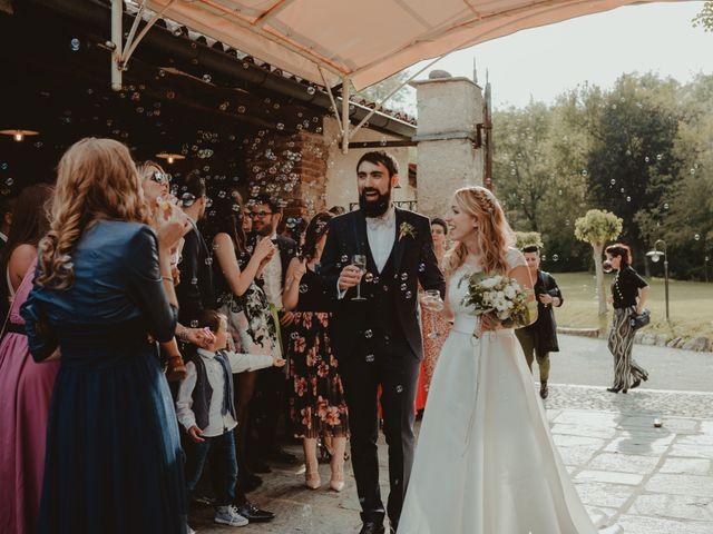 Il matrimonio di Eros e Anna a Varese, Varese 47