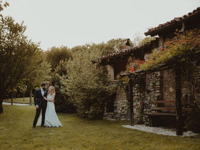 Il matrimonio di Eros e Anna a Varese, Varese 57