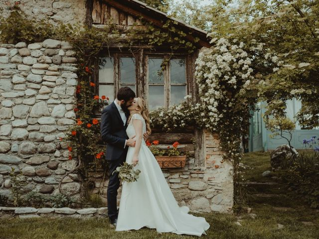 Il matrimonio di Eros e Anna a Varese, Varese 62