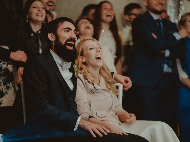 Il matrimonio di Eros e Anna a Varese, Varese 80
