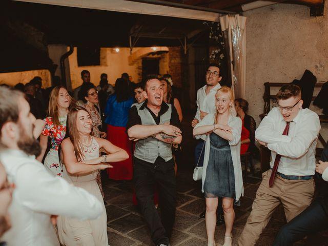 Il matrimonio di Eros e Anna a Varese, Varese 87