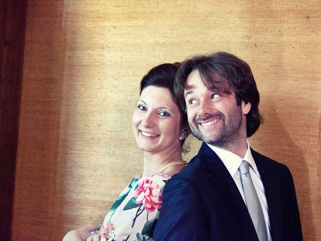 Il matrimonio di Jonathan e Francesca a Merate, Lecco 13