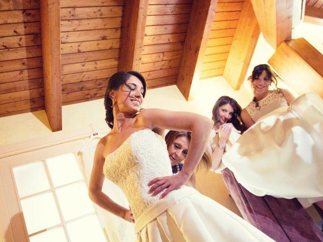 Il matrimonio di Jonathan e Francesca a Merate, Lecco 25