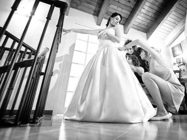 Il matrimonio di Jonathan e Francesca a Merate, Lecco 28