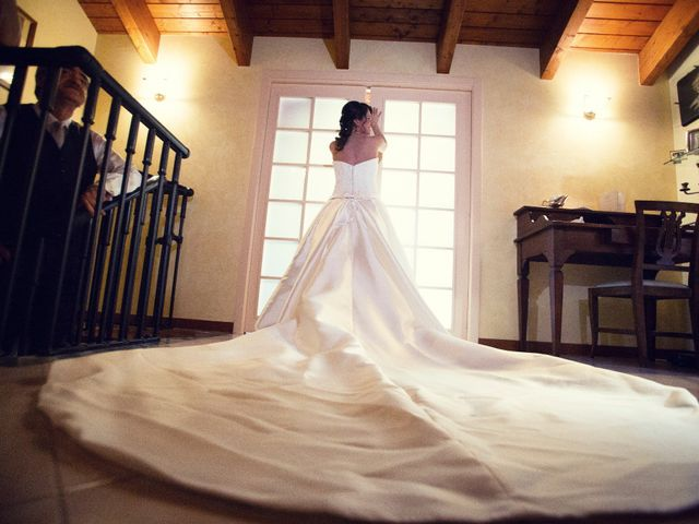 Il matrimonio di Jonathan e Francesca a Merate, Lecco 32