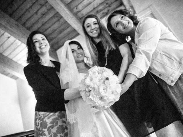 Il matrimonio di Jonathan e Francesca a Merate, Lecco 34