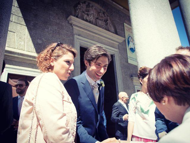 Il matrimonio di Jonathan e Francesca a Merate, Lecco 37