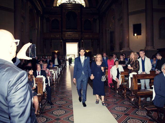 Il matrimonio di Jonathan e Francesca a Merate, Lecco 38