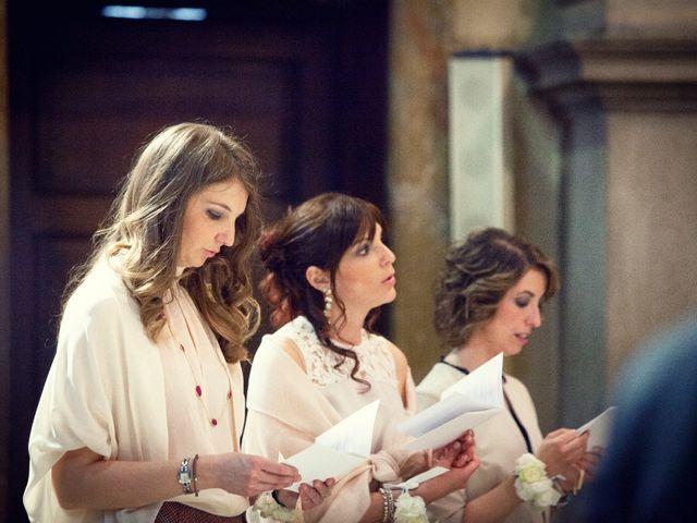 Il matrimonio di Jonathan e Francesca a Merate, Lecco 42