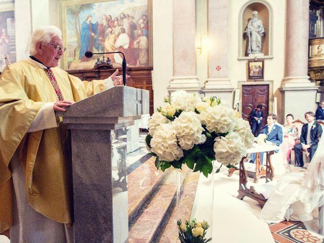 Il matrimonio di Jonathan e Francesca a Merate, Lecco 44
