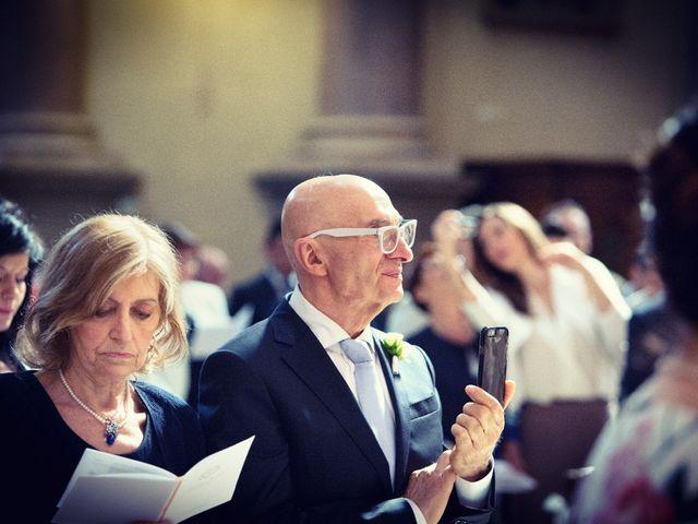 Il matrimonio di Jonathan e Francesca a Merate, Lecco 45