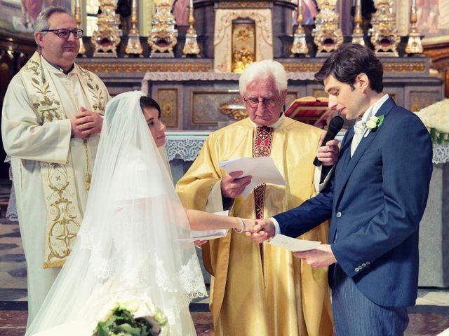 Il matrimonio di Jonathan e Francesca a Merate, Lecco 47