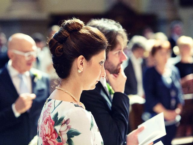 Il matrimonio di Jonathan e Francesca a Merate, Lecco 50