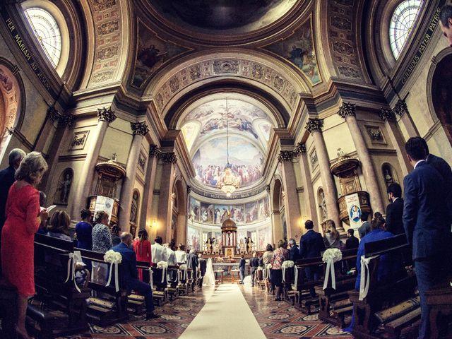 Il matrimonio di Jonathan e Francesca a Merate, Lecco 53