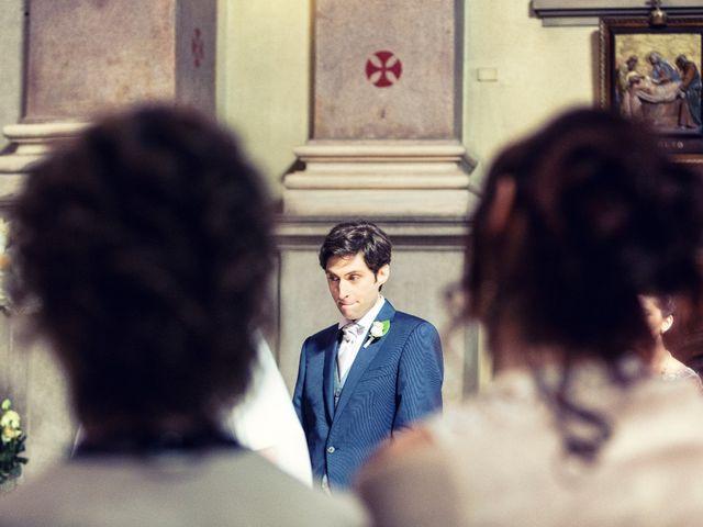 Il matrimonio di Jonathan e Francesca a Merate, Lecco 56
