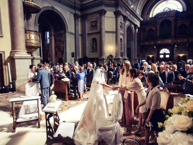 Il matrimonio di Jonathan e Francesca a Merate, Lecco 57