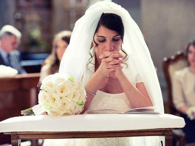 Il matrimonio di Jonathan e Francesca a Merate, Lecco 58