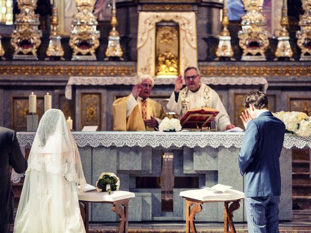 Il matrimonio di Jonathan e Francesca a Merate, Lecco 61