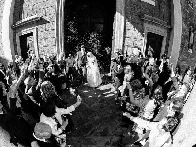 Il matrimonio di Jonathan e Francesca a Merate, Lecco 63