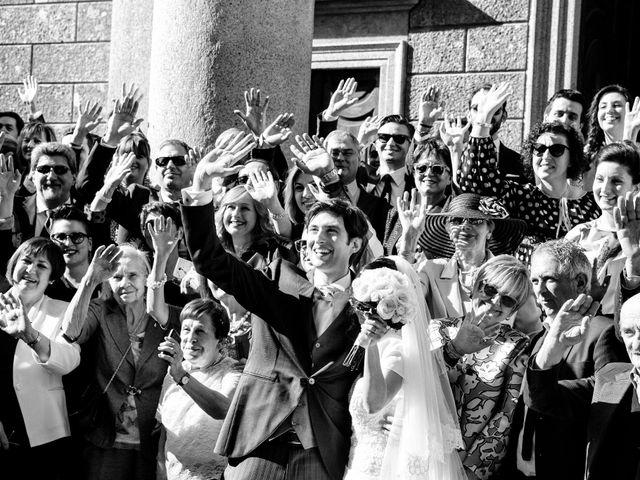 Il matrimonio di Jonathan e Francesca a Merate, Lecco 66