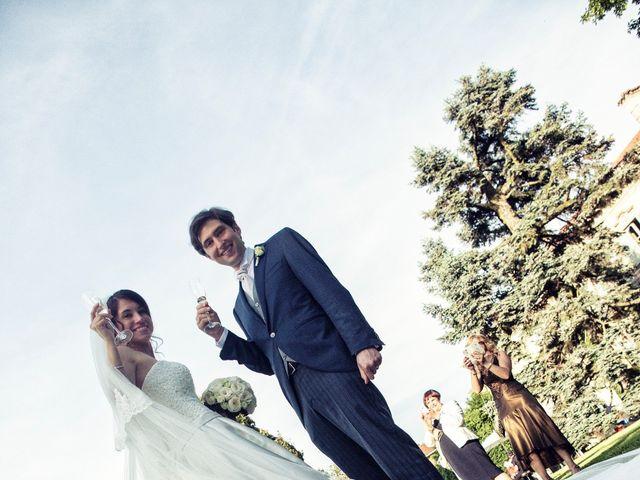 Il matrimonio di Jonathan e Francesca a Merate, Lecco 73