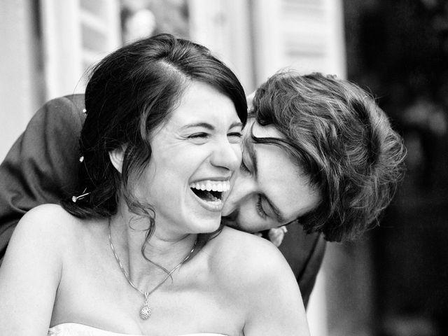Il matrimonio di Jonathan e Francesca a Merate, Lecco 78
