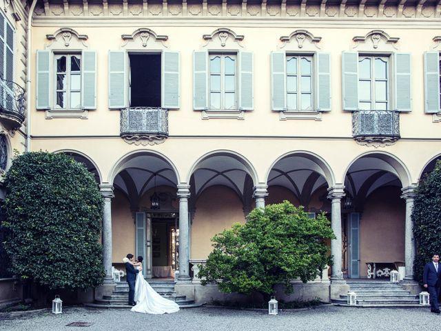 Il matrimonio di Jonathan e Francesca a Merate, Lecco 80