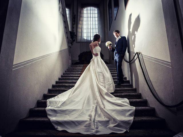 Il matrimonio di Jonathan e Francesca a Merate, Lecco 81