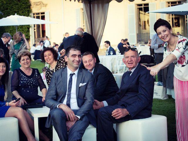 Il matrimonio di Jonathan e Francesca a Merate, Lecco 83