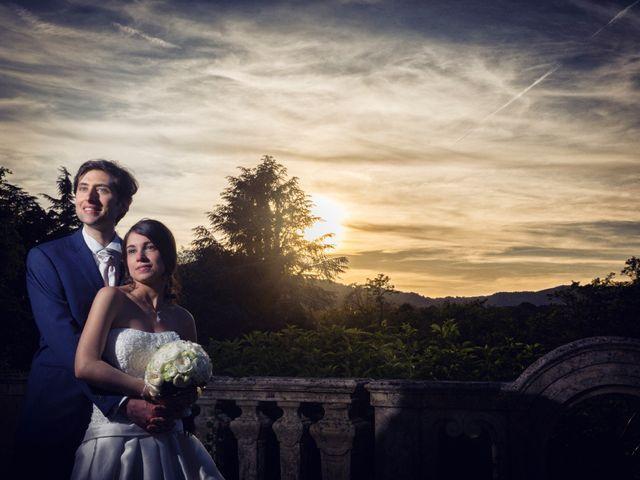 Il matrimonio di Jonathan e Francesca a Merate, Lecco 84