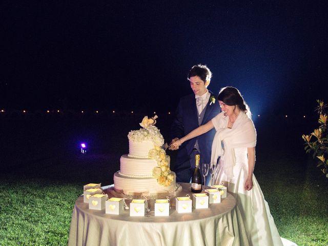 Il matrimonio di Jonathan e Francesca a Merate, Lecco 93