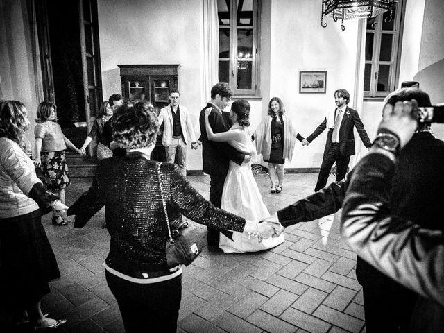 Il matrimonio di Jonathan e Francesca a Merate, Lecco 96