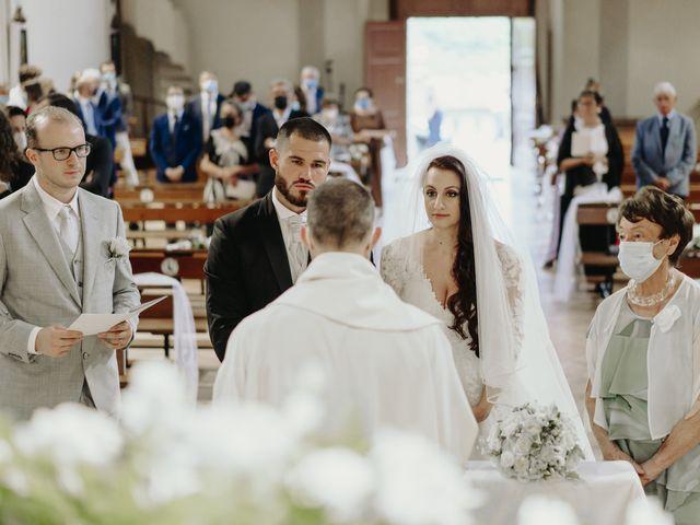 Il matrimonio di Eleonora e Leonardo a Rovolon, Padova 13