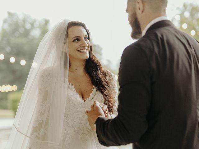 Il matrimonio di Eleonora e Leonardo a Rovolon, Padova 29
