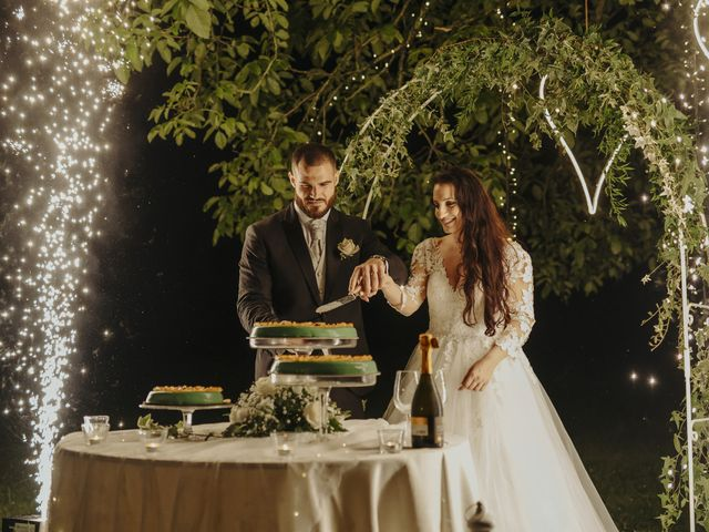 Il matrimonio di Eleonora e Leonardo a Rovolon, Padova 33