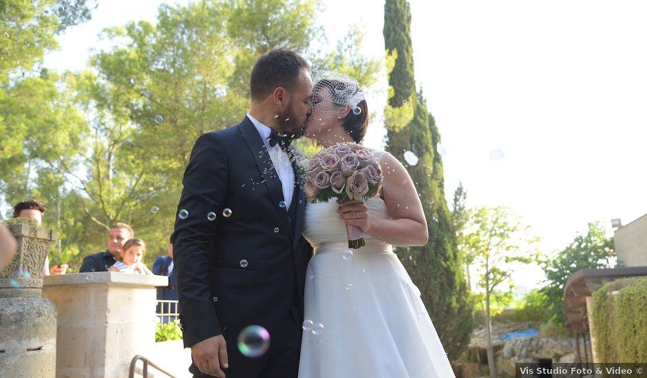 Il matrimonio di Ciro e Luciana a Grottaglie, Taranto