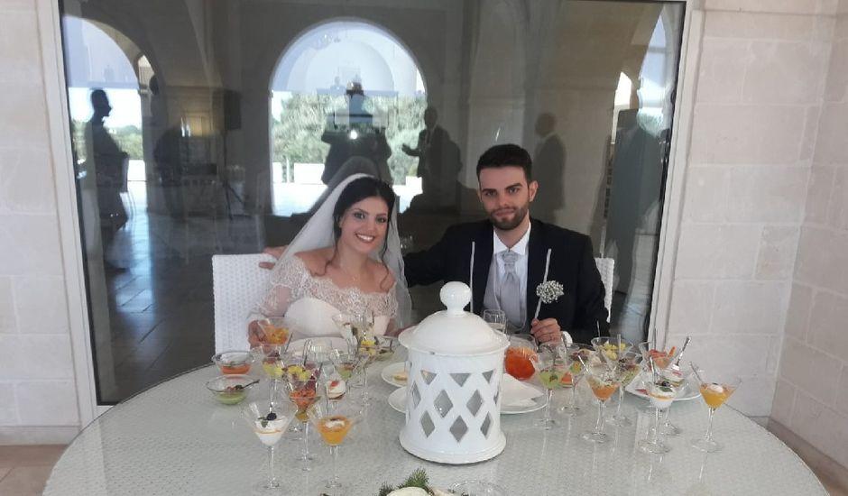 Il matrimonio di Giorgio e Serena  a Oria, Brindisi