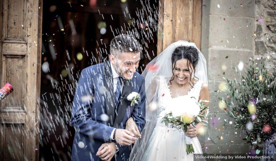 Il matrimonio di Filippo e Giulia a Dicomano, Firenze