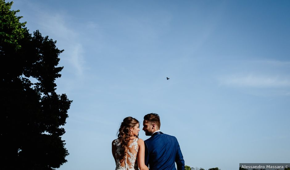 Il matrimonio di Emanuele e Cateria a Roma, Roma