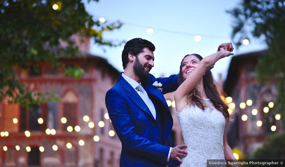 Il matrimonio di Carmelo e Laura a Piovera, Alessandria