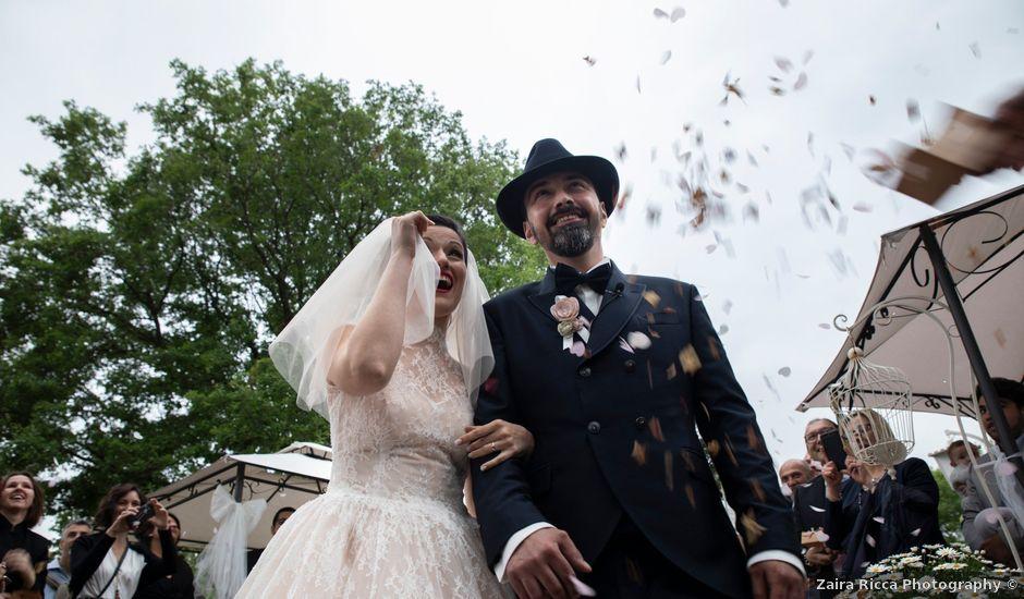 Il matrimonio di Patrizio e Elena a Villanova d'Albenga, Savona