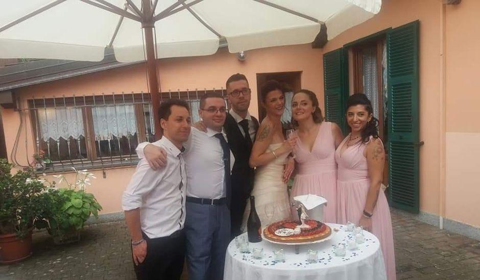 Il matrimonio di Luca e Cynthia a Alessandria, Alessandria