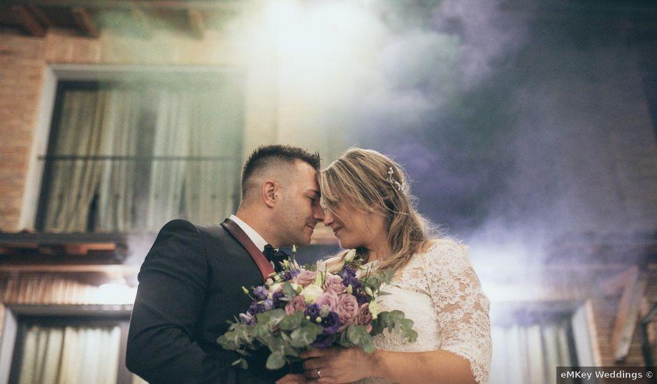 Il matrimonio di Fabio e Vanessa a San Lazzaro di Savena, Bologna