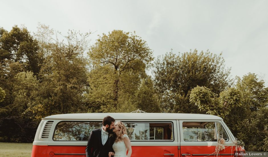 Il matrimonio di Eros e Anna a Varese, Varese