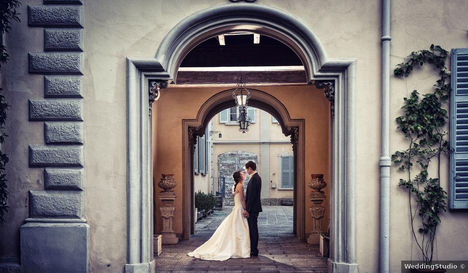 Il matrimonio di Jonathan e Francesca a Merate, Lecco