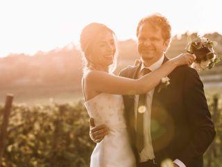 Le nozze di Romina e Giovanni