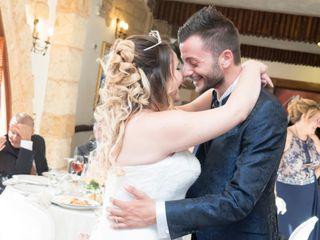 Le nozze di Vanessa e Enrico